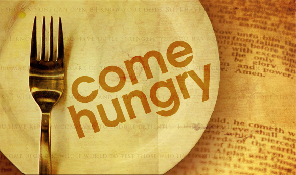 Come Hungry Sermon series