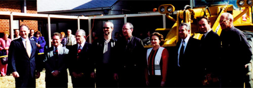 Sanctuary Groundbreaking-2000