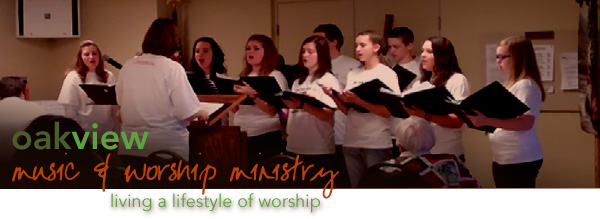 music and worship student header